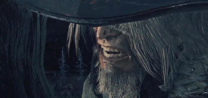 Кооперативный геймплей Bloodborne на TGA 2014