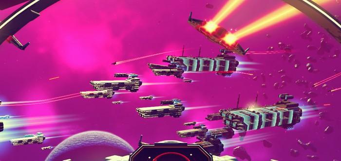 30 минут No Man's Sky – Технологии игры