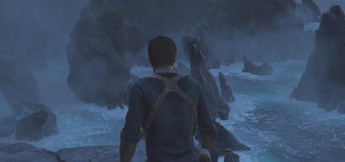 Первый геймплей Uncharted 4: A Thief's End