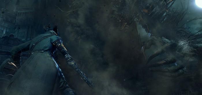 Геймплей Bloodborne на PlayStation Experience
