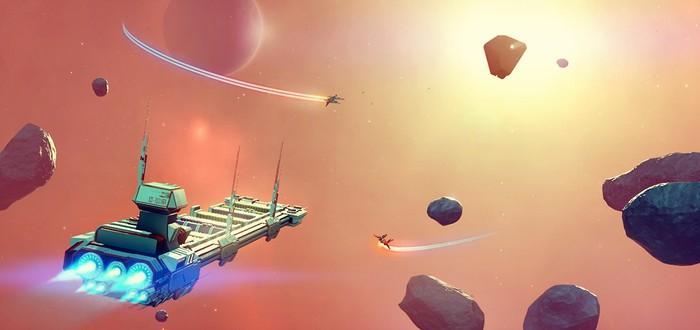 Hello Games показали то, какой огромной будет No Man's Sky