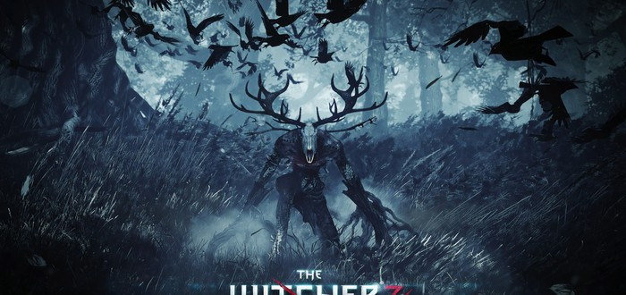 Трейлер The Witcher 3: Wild Hunt в Paint