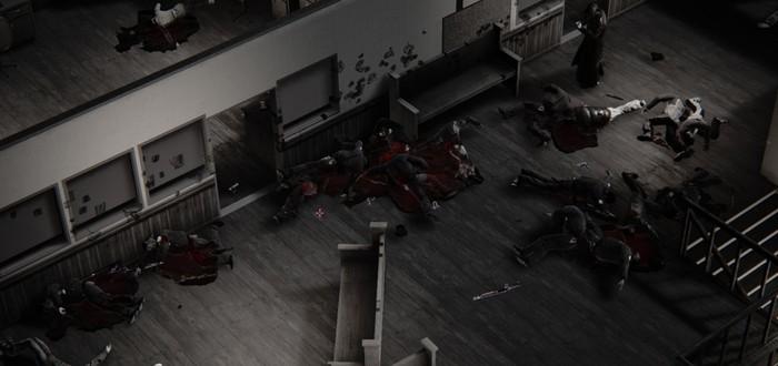 Скандальный шутер Hatred добавили в Steam Greenlight