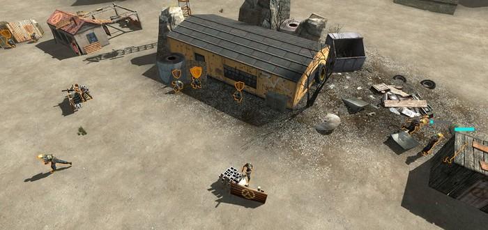 Стратегия Lambda Wars на основе Half-Life 2 вышла в Steam