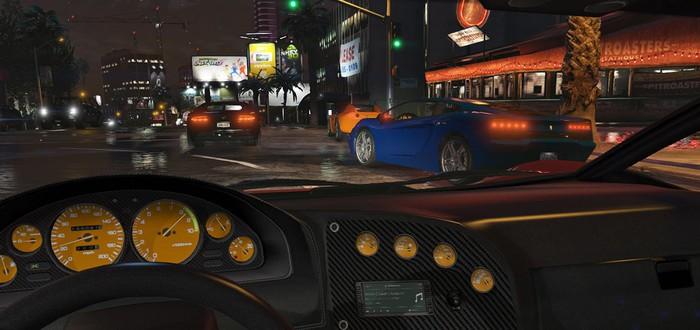 В GTA 5 сделан трейлер выдуманного фильма, и он шикарен
