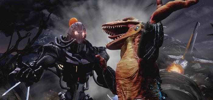 Трейлер и скриншоты персонажа Riptor в Killer Instinct