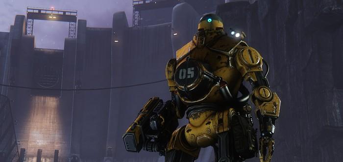 Новый монстр Evolve – Призрак
