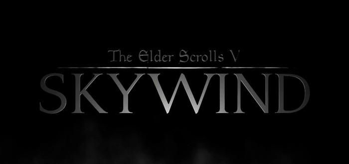Новый трейлер Skywind – Броня