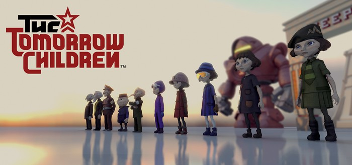 Новый трейлер The Tomorrow Children