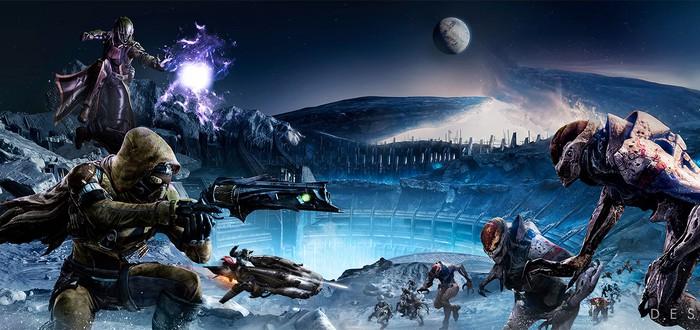 В Destiny почти 13 миллионов игроков
