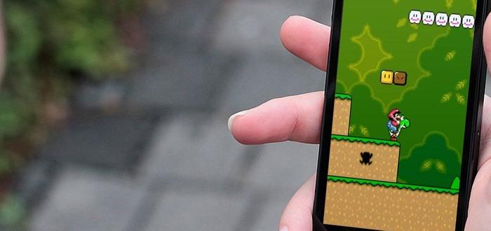 Новый эмулятор Nintendo на iOS