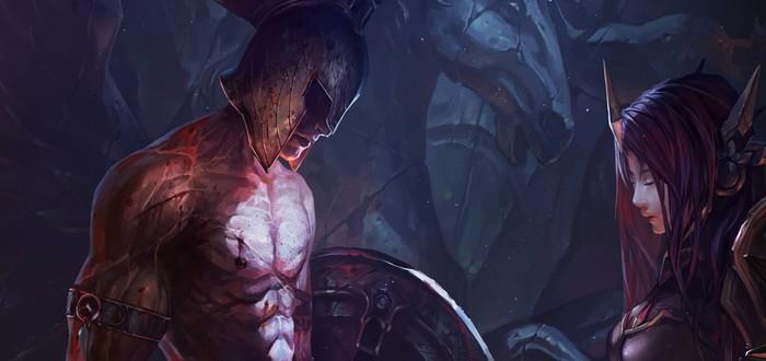 Short: красивый выход из боя в League of Legends