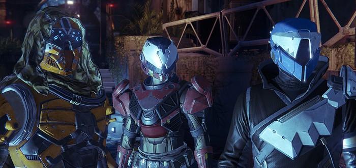 Утечка деталей новых DLC Destiny