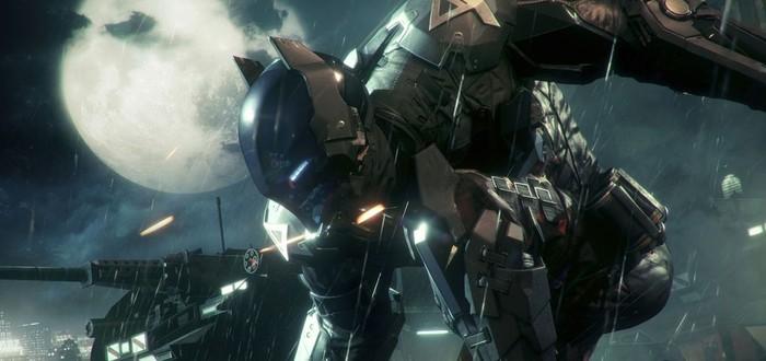 Новые скриншоты Batman: Arkham Knight