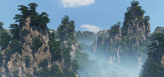 Эксперименты художника DICE в Unreal Engine 4