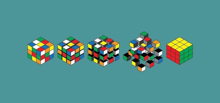 Кубик-Рубика за 8 часов