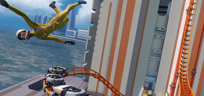 Скриншоты Xbox-эксклюзива ScreamRide