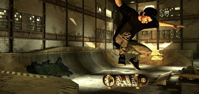 Новая игра от Тони Хоука для PS4 в этом году