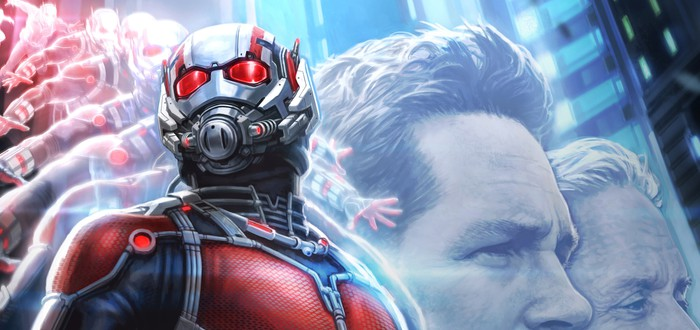 Первый трейлер фильма Ant-Man