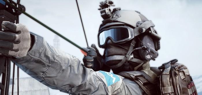 Премиум-календарь Battlefield 4 продлен до Декабря 2015
