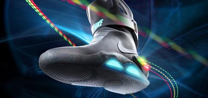 Кроссовки Nike из Back to the Future все еще готовят к этому году