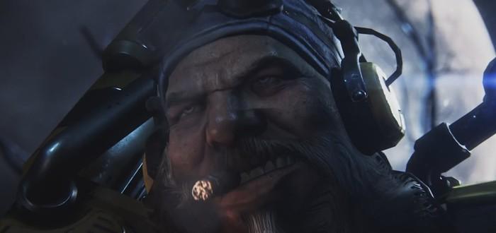 """Вступительный ролик Evolve, игра """"ушла на золото"""""""