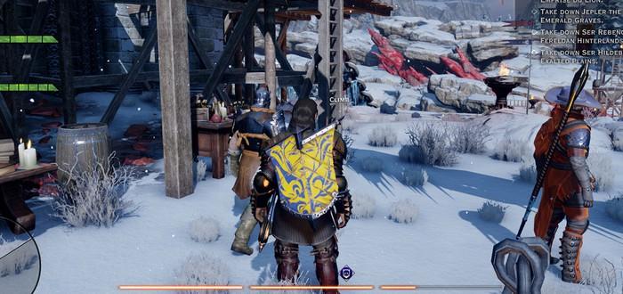 Гайд Dragon Age: Inquisition – уникальные щиты и броня