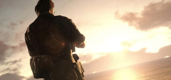 Трой Бейкер: MGS 5 по своим возможностям больше Skyrim