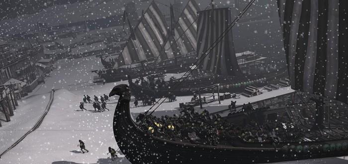 Трейлеры Total War: ATTILA – Мигрирующие Варвары
