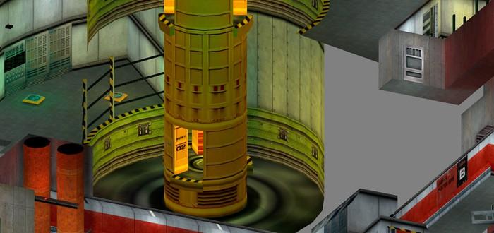 Изометрический Half-Life