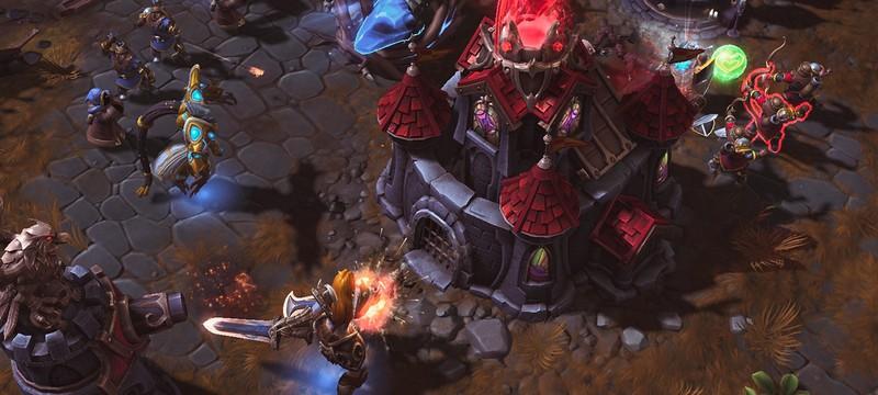 Набор для Heroes of the Storm открывает доступ к бете... за 1400 руб.