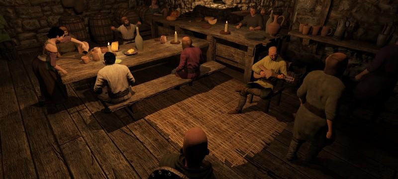 Блог разработчиков Mount & Blade 2: Bannerlord о музыке в игре