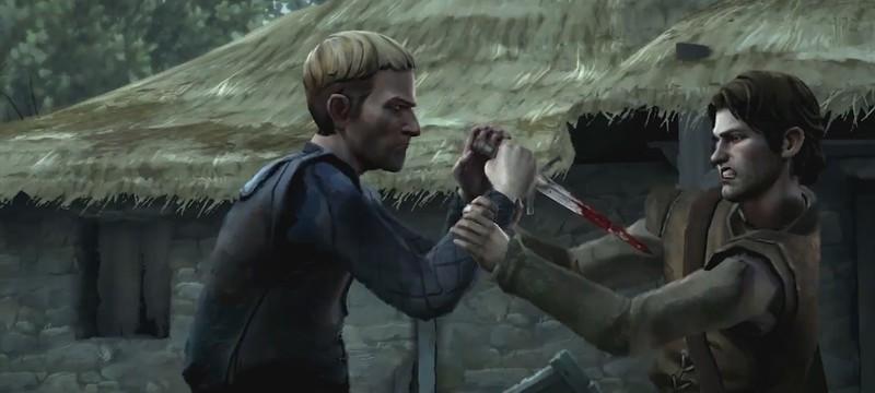 Первый трейлер второго эпизода Game of Thrones от TellTale