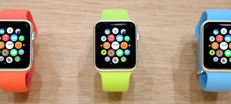 Слух: часы Apple разряжаются за 2.5 часа при активном использовании