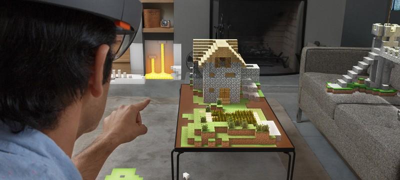 HoloLens – не совсем конкурент Oculus Rift и Project Morpheus