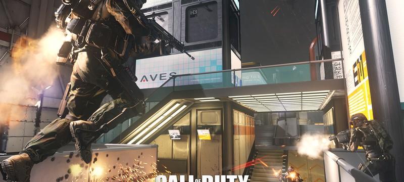 Short: Как происходит съемка убийств в Call of Duty