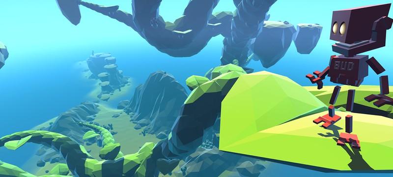 Трейлер экспериментальной игры Ubisoft для PC – Grow Home