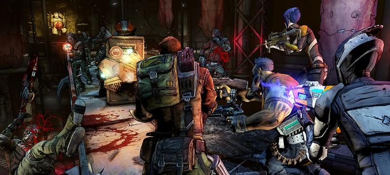 Gearbox объявила о готовности начать разработку Borderlands 3