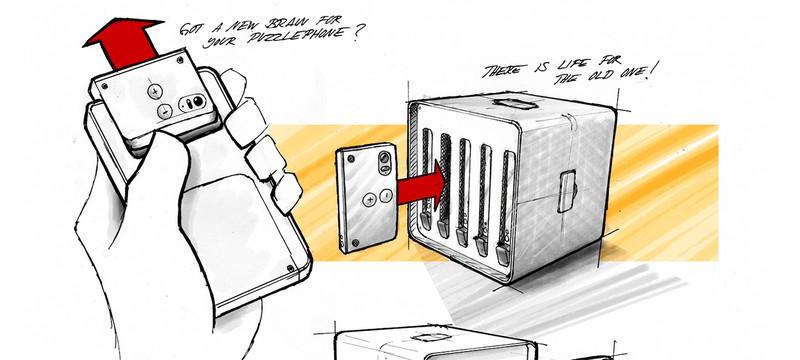 Суперкомпьютер из модульных смартфонов