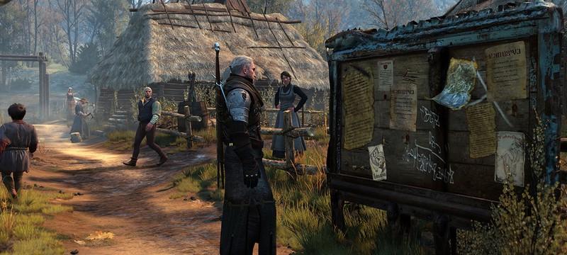 The Witcher 3 в 1080р и 30fps на PS4 и 900р и 30fps на Xbox One
