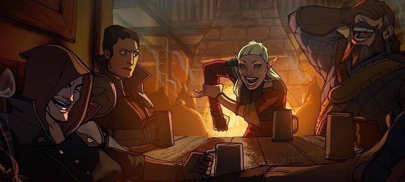 Бесплатная музыка из Dragon Age: Inquisition