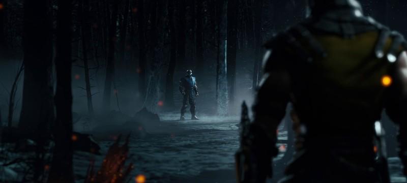 Рептилия возвращается в Mortal Kombat X