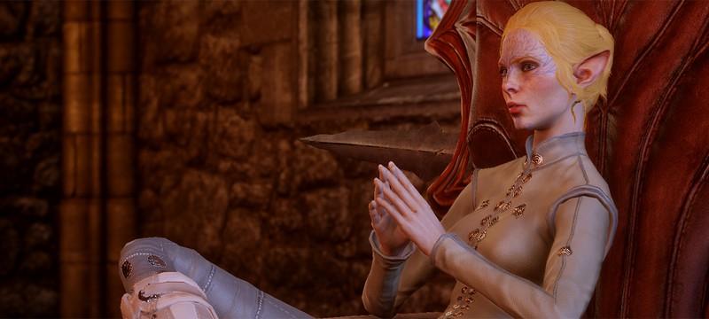 Геймеры Dragon Age: Inquisition наиграли 113+ миллионов часов