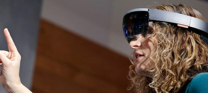 Глава Microsoft: HoloLens имеет мозговыносной потенциал в играх
