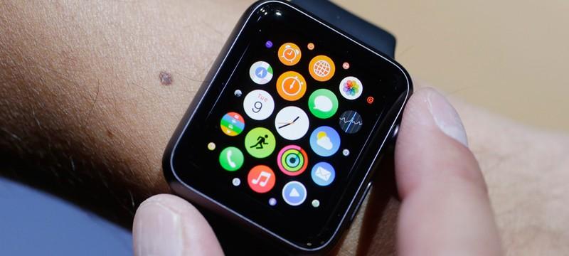 Часы Apple выйдут в Апреле