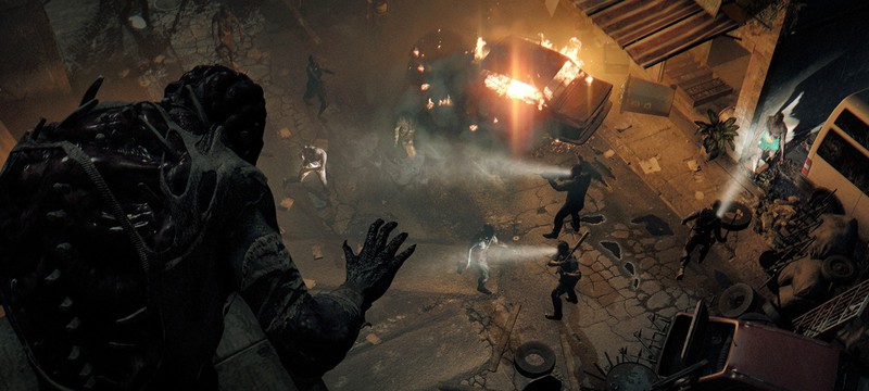 Dying Light на Xbox One не работает в 1080p