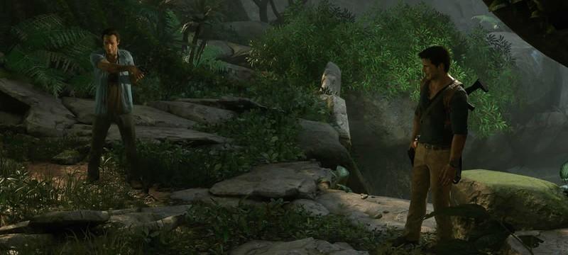 Новые подробности Uncharted 4