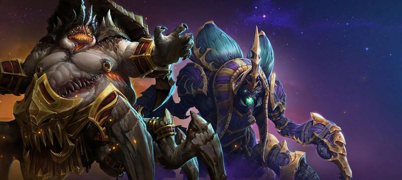 Blizzard будет добавлять героев Heroes of the Storm до бесконечности