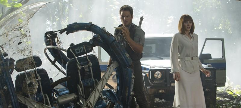 Новый трейлер фильма Jurassic World