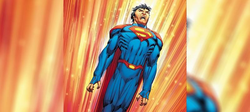Представлен новый внешний вид Супермена